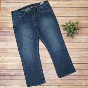 Buffalo Driven X Basic Straight Stretch Jean 40x30